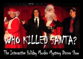 Who Killed Santa???